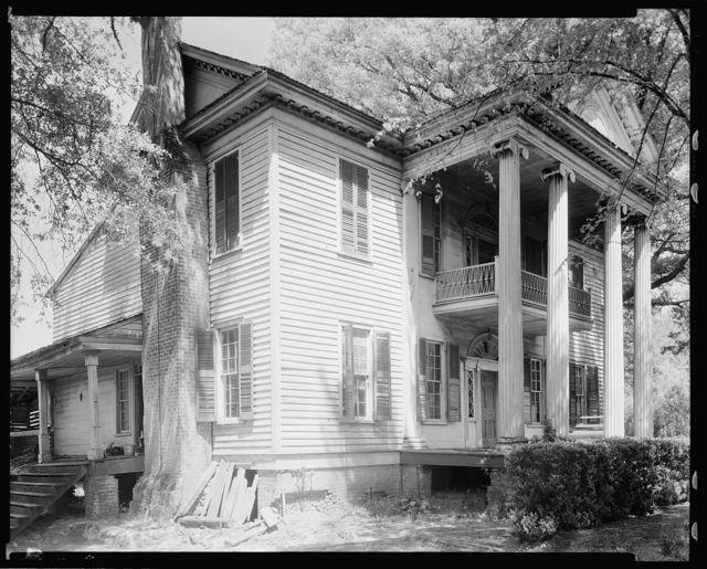 Boddie House, La Grange vic., Troup County, Georgia