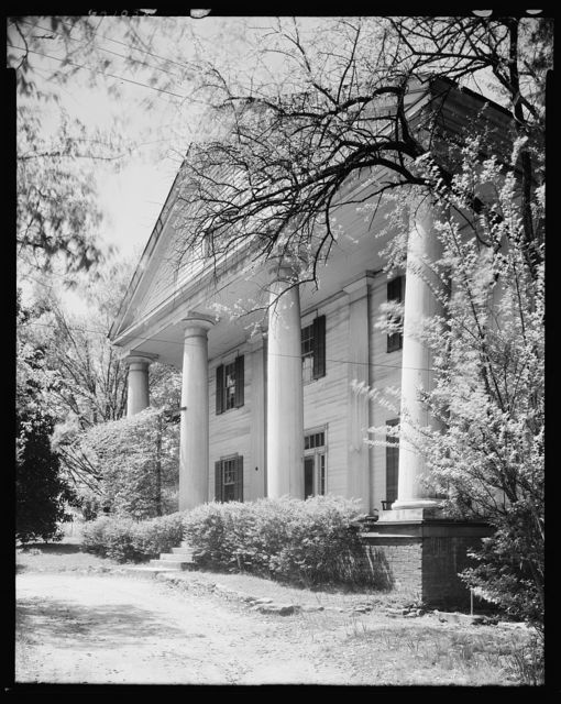 Bulloch Hall, Roswell, Fulton County, Georgia
