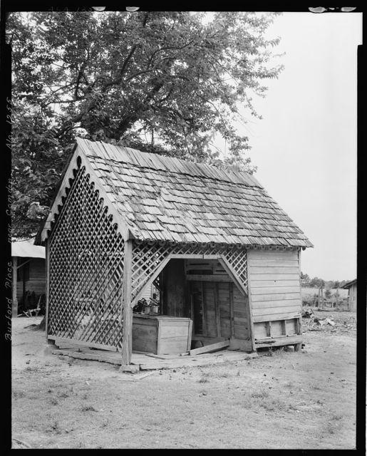 Burford, Camden vic., Wilcox County, Alabama