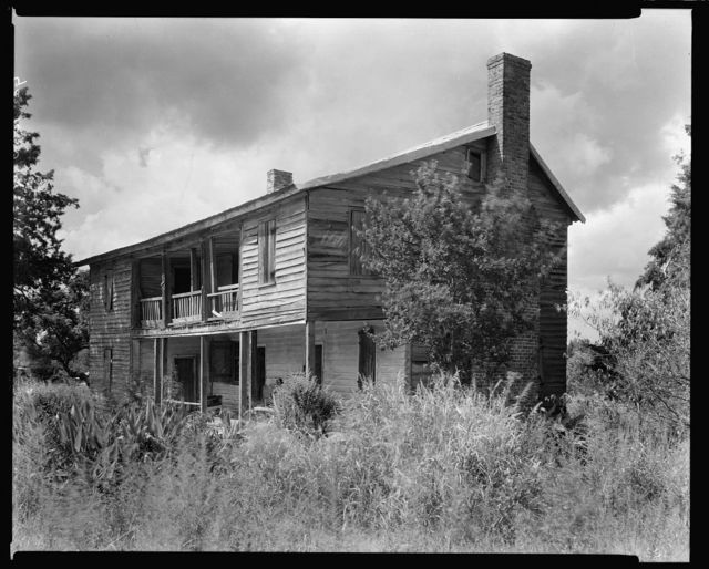 Callaway House, Washington vic., Oglethorpe County, Georgia