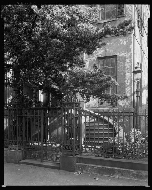 Champion-McAlpin-Fowlkes house, 230 Barnard Street, Savannah, Chatham County, Georgia