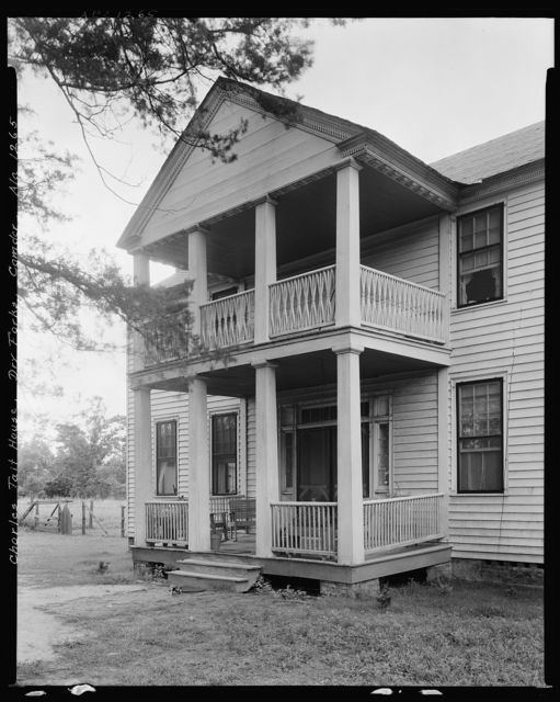 Charles Tait House, Camden, Wilcox County, Alabama