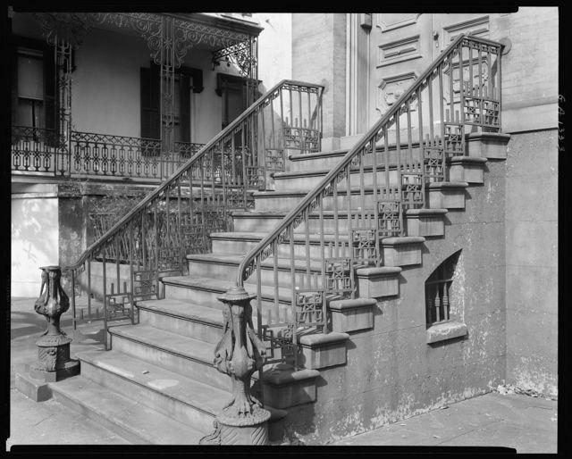 Charlton house, 4 (or #6) Taylor Street West, Savannah, Chatham County, Georgia