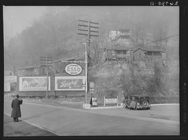 City limits. Charleston, West Virginia