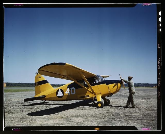 Civil Air Patrol Base, Bar Harbor, Maine