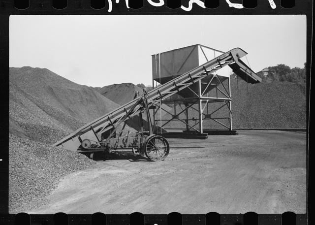 Coal and loader, Minneapolis, Minn.