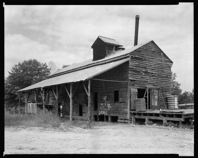 Cotton Gin, Lexington vic., Oglethorpe County, Georgia