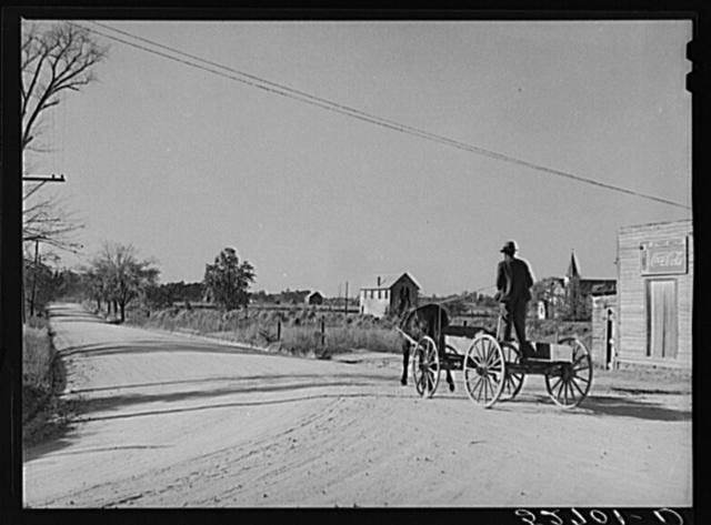 Crossroads. Wakefield, Wake County, North Carolina