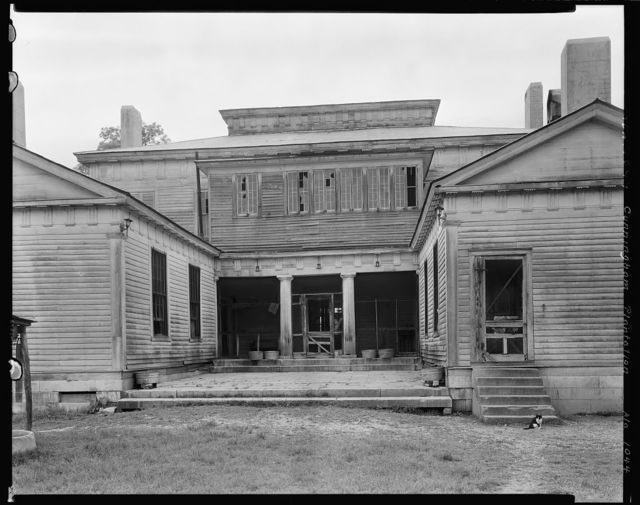 Cunningham Plantation, Cherokee vic., Colbert County, Alabama