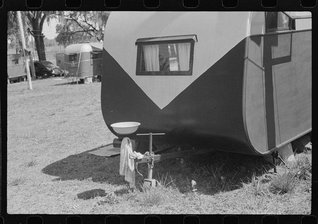 Dade City tourist camp, Florida