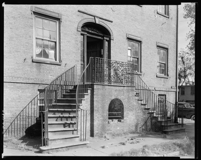 Davenport house, Columbus Square, Savannah, Chatham County, Georgia