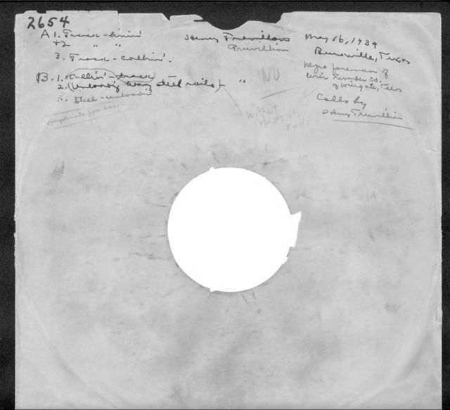 Disc sleeve for AFS Disc #2654