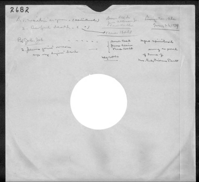 Disc sleeve for AFS Disc #2682