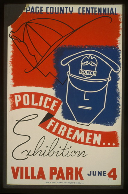 [Du]Page County centennial--Police, firemen...exhibition / Dusek.