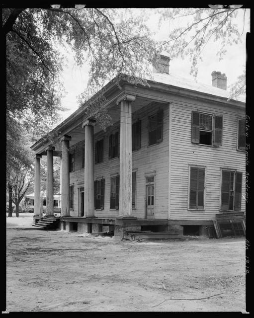 Eutaw Female Academy, Eutaw, Greene County, Alabama