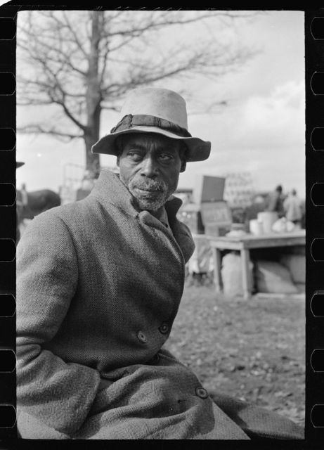 Evicted sharecropper, New Madrid County, Missouri