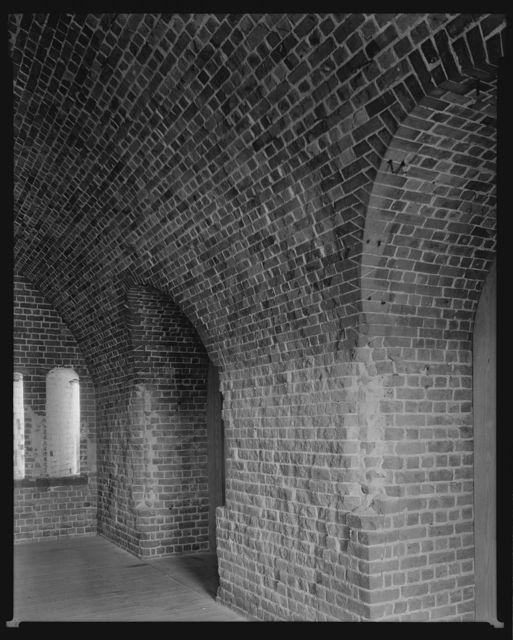 Fort Pulaski, Savannah, Chatham County, Georgia