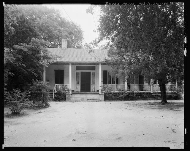Gates-Daves House, 1570 Dauphin St., Mobile, Mobile County, Alabama