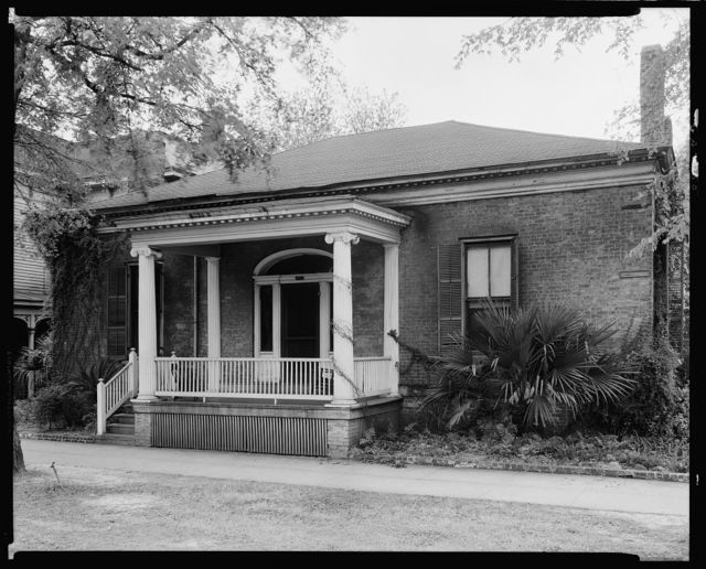 George Foster Peabody House, 2nd Ave. & 15th St. S.W. corner, Columbus, Muscogee County, Georgia