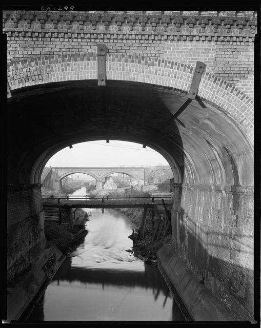 Georgia Central Railway Bridge, Railroad Street, Savannah, Chatham County, Georgia