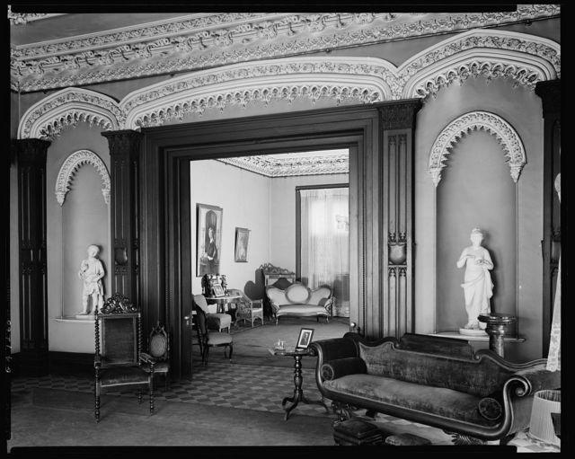 Green-Meldrim House, Macon and Bull Streets, Savannah, Chatham County, Georgia