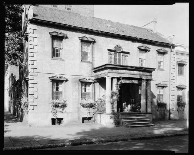 Habersham house25 Abercorn Street, Savannah, Chatham County, Georgia