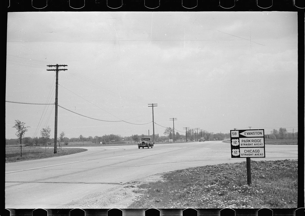 Highway to Chicago, Illinois