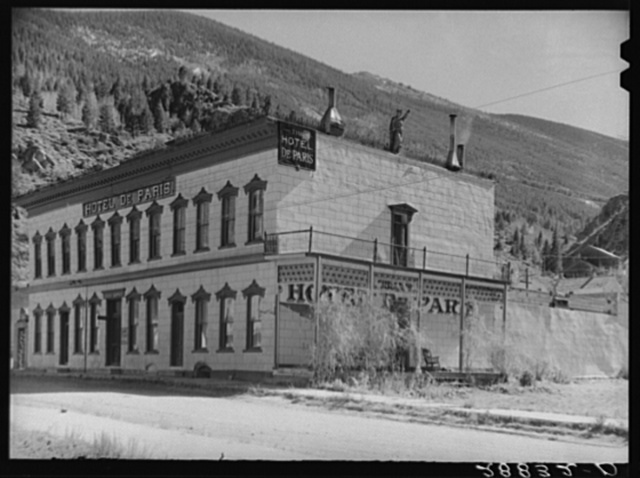 Hotel De Paris. Georgetown, Colorado