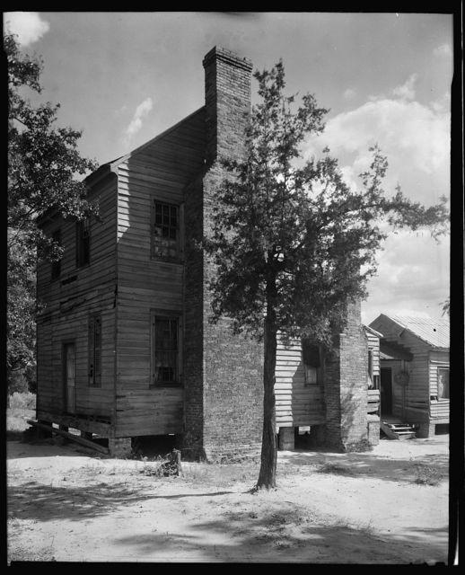 House, Sparta vic., Hancock County, Georgia