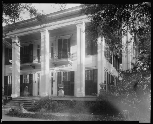 Jackson-Whitehead House, Albany, Dougherty County, Georgia