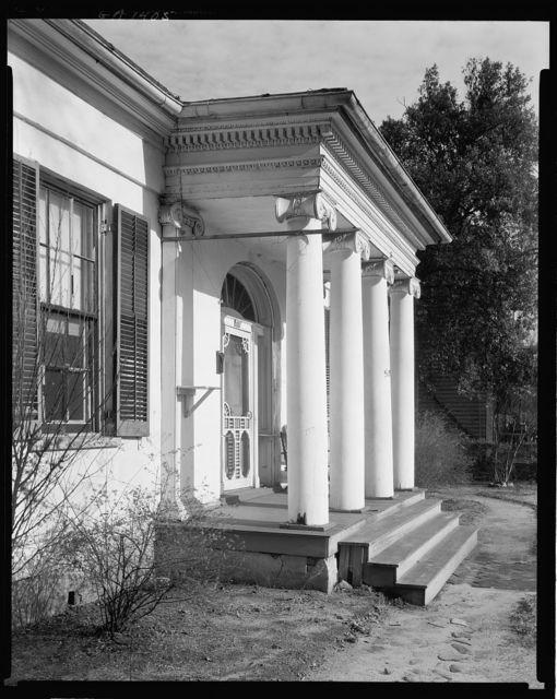 Jerry Cowles House, 519 Walnut Street, Macon, Bibb County, Georgia
