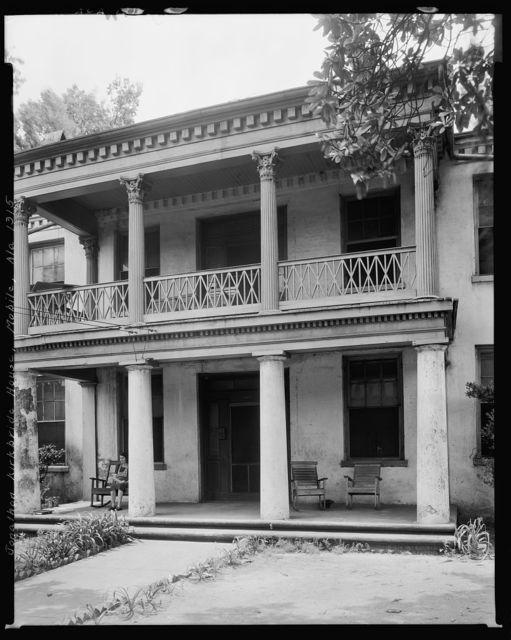 Jonathan Kirkbride House, 104 Theatre St., Mobile, Mobile County, Alabama