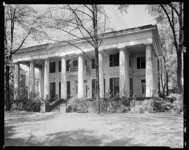 Judge Lumpkin Sosnowski Home School, Prince St., Athens, Clarke County, Georgia