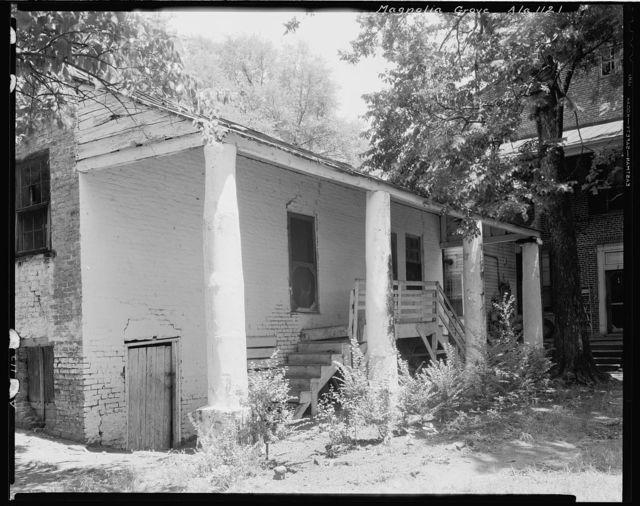 Magnolia Grove, Greensboro, Hale County, Alabama