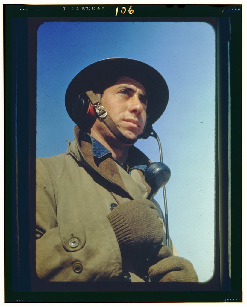 Man of the Fort Story, Va., coastal defense