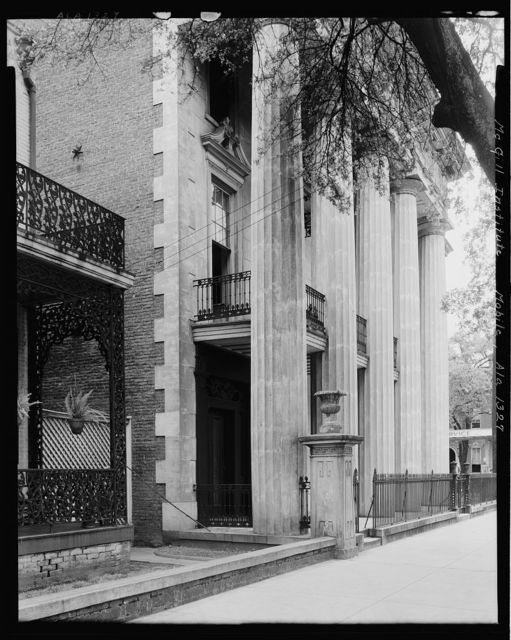 McGill Institute, 252 Government St., Mobile, Mobile County, Alabama