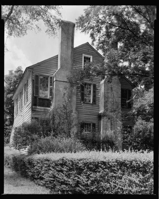 Morris House, Sparta, Hancock County, Georgia