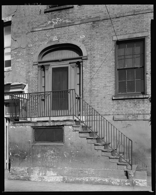 Nugent house, Bryan Street, West, Savannah, Chatham County, Georgia