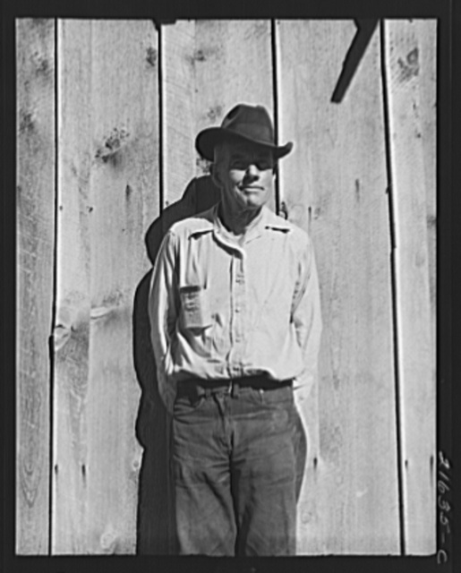 One of the thirty-six members. Ola self-help sawmill co-op. Gem County, Idaho. See general caption 48