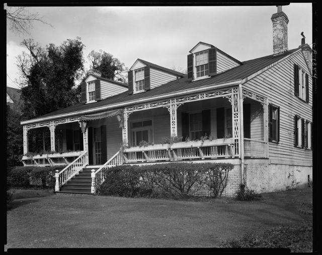 Pickens House, 2229 Pickens Rd., Augusta, Richmond County, Georgia