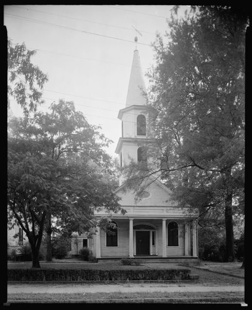 Presbyterian Church, Washington, Wilkes County, Georgia