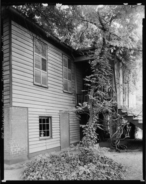 Presbyterian Manse, 1427 Greensboro Ave., Tuscaloosa, Tuscaloosa County, Alabama