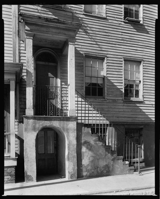 Richard Dennis Tenements, 25-27 Lincoln Street, Savannah, Chatham County, Georgia