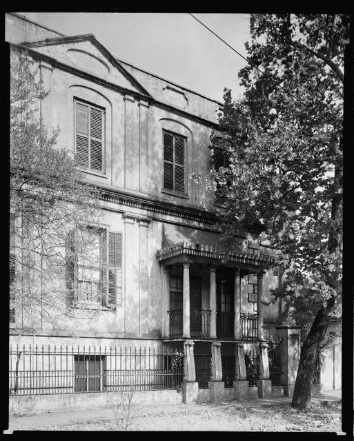 Richardson-Owens-Thomas House, 124 Abercorn St., Savannah, Chatham County, Georgia