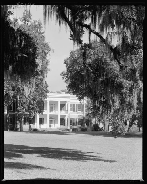 Richmond Hill plantation, Savannah vic., Chatham County, Georgia