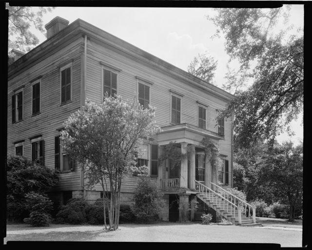 Sayre-Shivers House, Sparta, Hancock County, Georgia