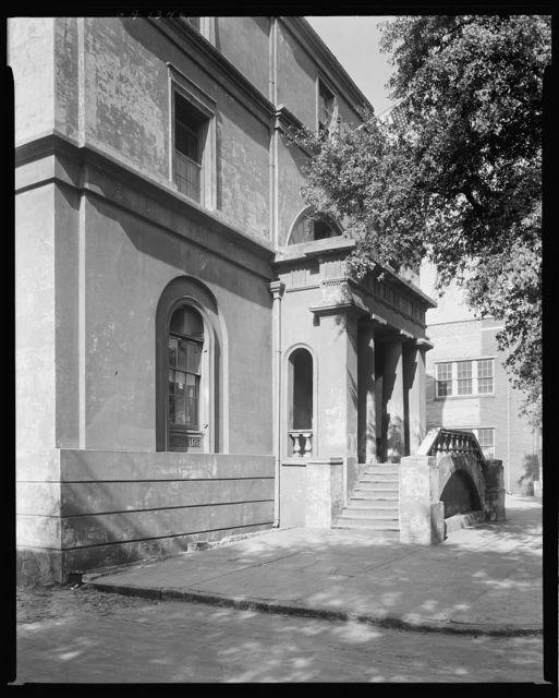 Scarborough Mansion, West Broad Street, Savannah, Chatham County, Georgia