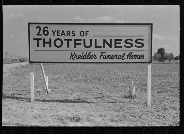 Sign, San Juan, Texas