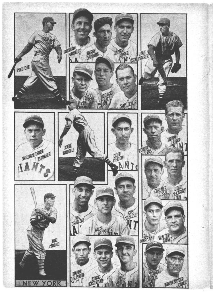 Spalding's official base ball guide, 1939
