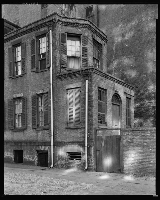 Sturges-Roberts House, 27 Abercorn Street, Savannah, Chatham County, Georgia